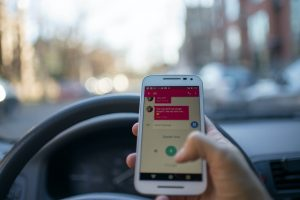 texting-distracted-driving-traffic-accident-personal-injury-attorney-Boise-Nampa-Idaho